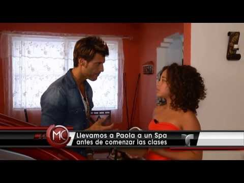 Back to School  Paola Guanche la ganadora de La Voz Kids