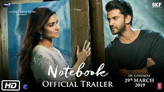 Download Song Notebook | Official Trailer | Pranutan Bahl | Zaheer Iqbal | Nitin Kakar | 29th Mar 2019 Free StafaMp3