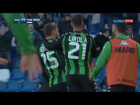 Serie A 21. Hafta | Sassuolo 1 - 1 Torino Maç özeti
