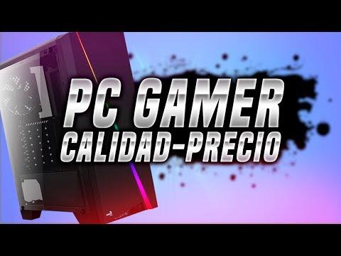 PC GAMER CON INTEL DE 8 GENERACIÓN POR 3.000.000 COP!