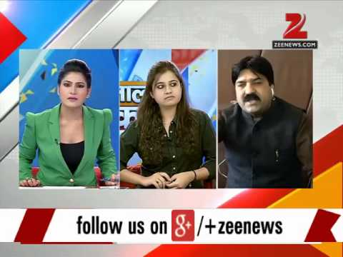 Panel discussion on Kashmiri Pandits protest over rehabilitation in Valley