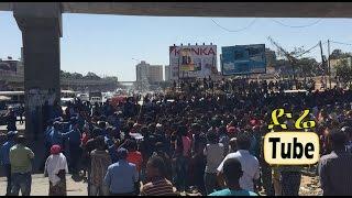 Meskel Square Protest After I.S Killed 30 Ethiopians - DireTube