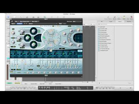 Tips 'N Tricks Thursdays - Episode #1 - Logic Pro - Create Crazy Synths With Just One Click