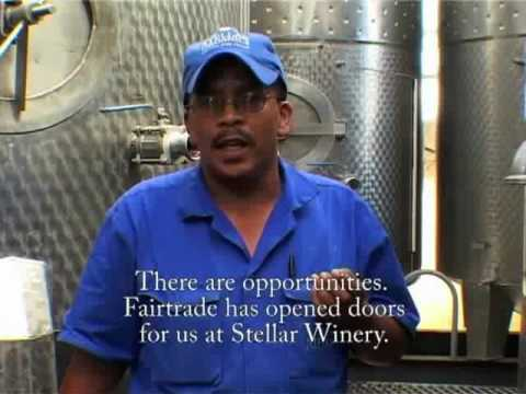 Stellar Organics Winery- Worlds best Organic and Fairtrade winery.