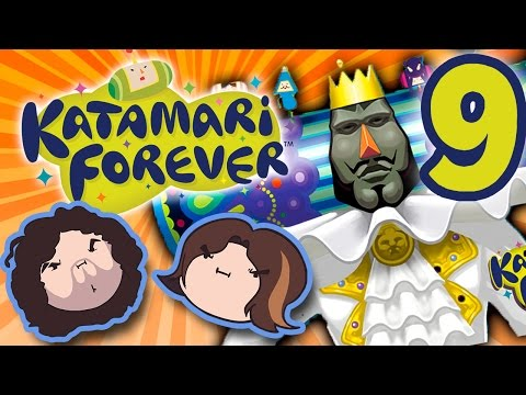 Katamari Forever: Over Whaleming - PART 9 - Game Grumps