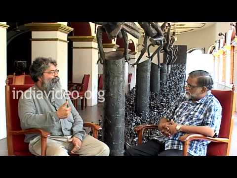 Interview with sculptor K.S Radhakrishnan -  Part VI