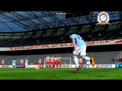HƯỚNG DẪN ĐÁ PHẠT TRONG FIFA ONLINE 3 HD