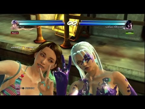 Tekken Tag Tournament 2 Miharus Cell Phone