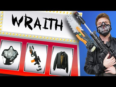 NERF Build Your Class Challenge!