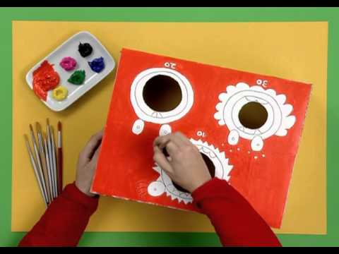Target game art attack disney channel asia youtube - Videos de art attack manualidades ...