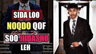 6 DABEECAD KUNAQAN KARTID QOF SOO JIIDASHO LEH | MEN FASHION TIPS