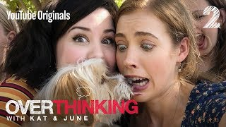 """Ep 2 """"A Prostitute Named Icarus"""" - Overthinking with Kat & June"""