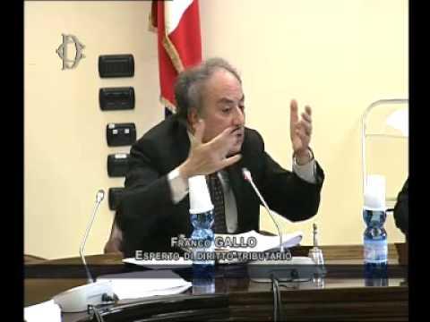 Roma - Economia digitale, audizione Professor Gallo (24.02.15)