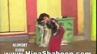 (Stage Song) - Nery Aa Aa - {Hina Shaheen}