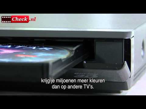 Sharp BD-HP35s Blu-Ray speler