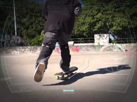 Skate - Inércia   Ciência em Quadro