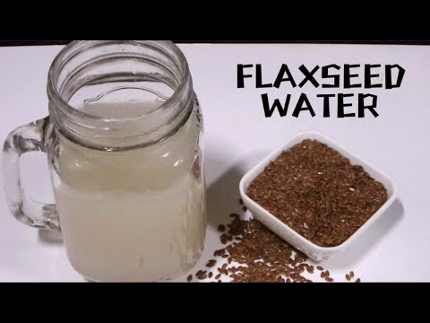 Flaxseed Water for Fast Weight Loss, Healthiest Weight Loss Water for Women, flaxseed weight loss drink preparation method, review, Diet, Alsi seeds