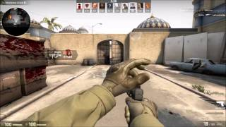 CS:GO Awp No Scope,Trick Shot ..!?