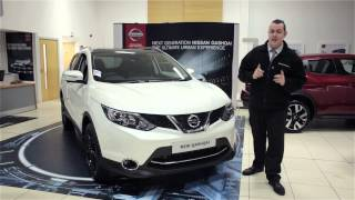 Review of the 2014 Nissan Qashqai