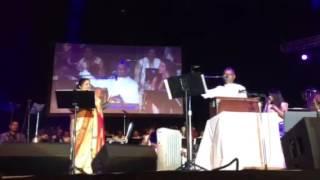 Ilayaraja praising Chitra