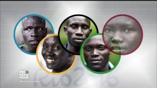 All-new refugee team wins hearts, if not medals, at Rio Olympics