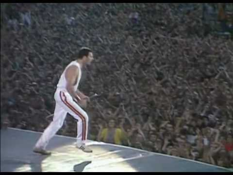 Queen - I Want to Break Free [Live] Music Videos