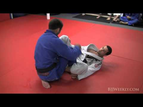 Rafael 'Formiga' Barbosa - De La Riva Guard Pass - 2nd Variation - BJJ Weekly #066 Image 1
