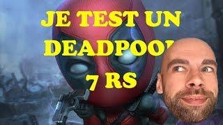 JE TEST UN DEADPOOL 7 RS - Marvel Strike Force FR