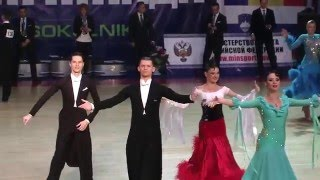 WDSF International Open Standart, Levin - Sivakova. Slow Foxtrot