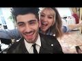 Gigi Hadid Reveals JUICY Details About Private Life with Boyfriend Zayn Malik -