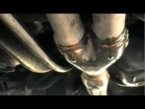 1990 Honda Accord - Bad oil leak repair.