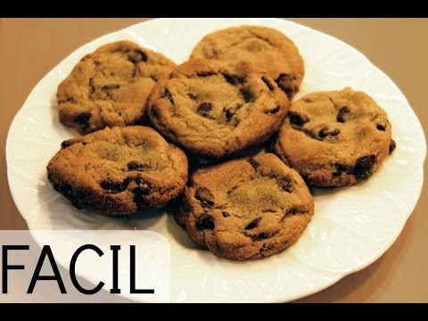 GALLETAS EN 3 MINUTOS ♡ MICROONDAS