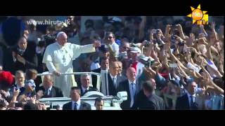 Apa Deshayata Wadina (Pope visit Sri Lanka 2015 Welcome Song)