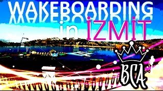 Wakeboarding in İzmit /// İzmit