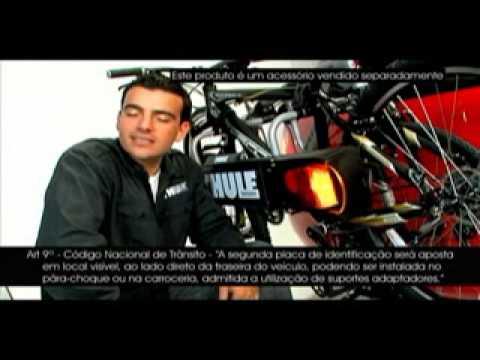 Suporte para bicicletas Thule ClipOn 9103/9104 - ClipOn High 9105/9106