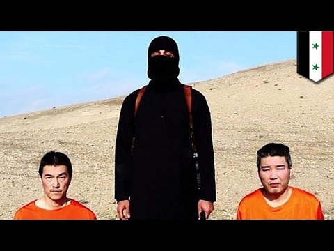ISIS VIDEO: Jihadi John threatens to kill Japanese hostages unless ISIS gets $200 million