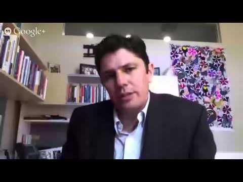 #GCHangout: Michael Mancini (San Francisco Day School) - 01/15/2014