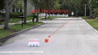 BEST TRICKSHOTS!!!-One Shot Trickshots