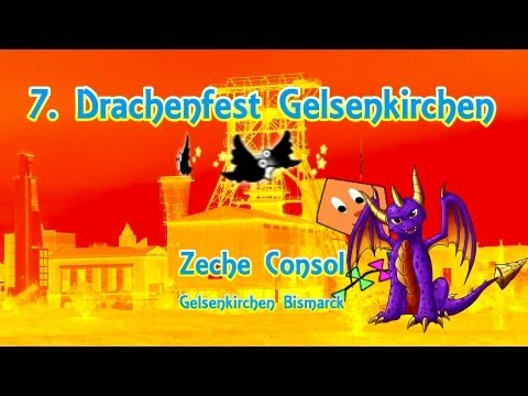 7 Drachenfest Gelsenkirchen