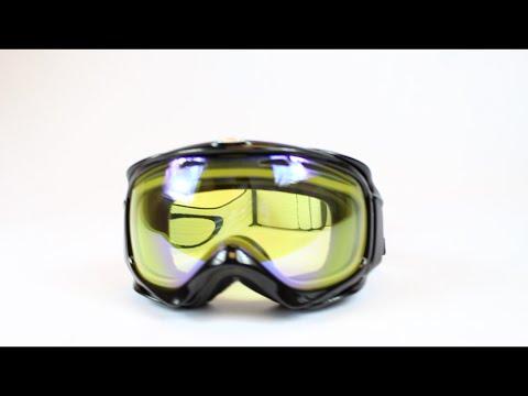 Oakley Elevate Snowboard/Ski Goggle Video Review