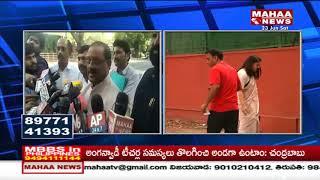Uttam Kumar Reddy Will Continues As TPCC Chief: Congress Incharge Khuntia