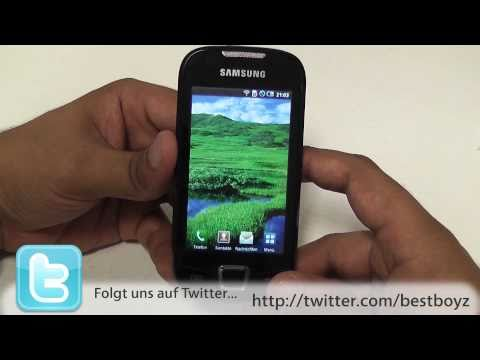 (HD) Review: Samsung GT-I5800 Galaxy 3   BestBoyZ
