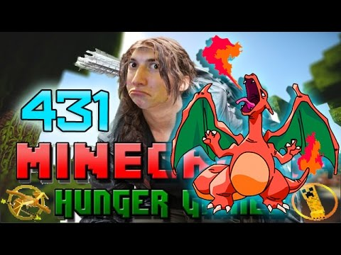 Minecraft: Hunger Games W mitch! Game 431 - Charizard Ace! video