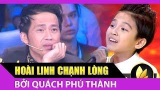 Quách Phú Thành lấy lòng Hoài Linh chỉ bằng hai câu hò [Thử Tài Siêu Nhí] Sen Vang Kids