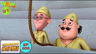 Download Motu Patlu Ka Dhamal - Motu Patlu in Hindi - 3D Animation Cartoon for Kids -As seen on Nickelodeon 3Gp Mp4