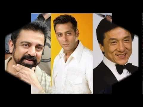 Kamal,Jackie chan,Salman khan  Combination Film