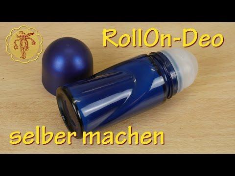 RollOn-Deo selber machen - mit Natron - Mit Zutaten aus dem Supermarkt