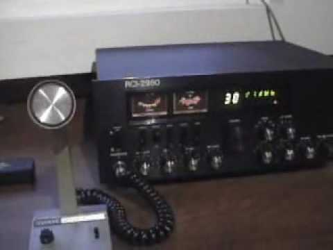 Ranger RCI-2980 Export 10 Meter CB Radio Review