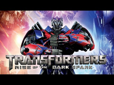 CGR Undertow - TRANSFORMERS: RISE OF THE DARK SPARK review for Nintendo 3DS