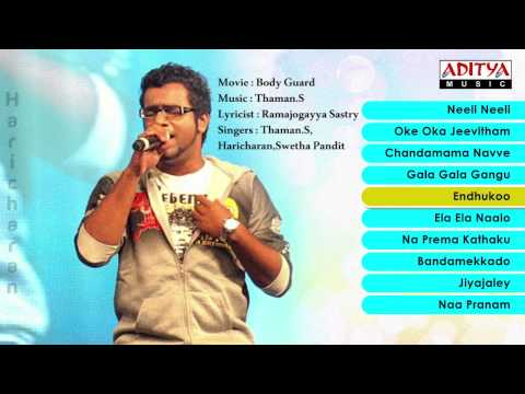 Singer Haricharan All Time Hit Telugu Movie Songs | Jukebox